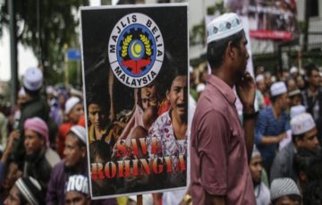 Rohingya abuse may be crimes against humanity: Amnesty