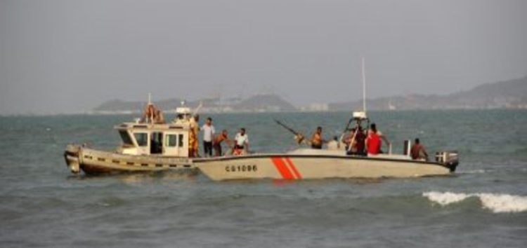 Dozens missing after ship sinks in Yemen