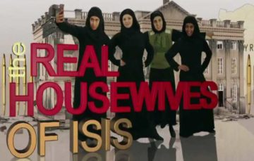 'The Real Housewives of Isis': BBC criticised online for 'insensitive' new sketch