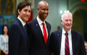 He Was a Refugee, Now He's Canada's New Minister of Immigration, Refugees and Citizenship