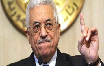 Abbas warns Trump not to move US embassy to Jerusalem