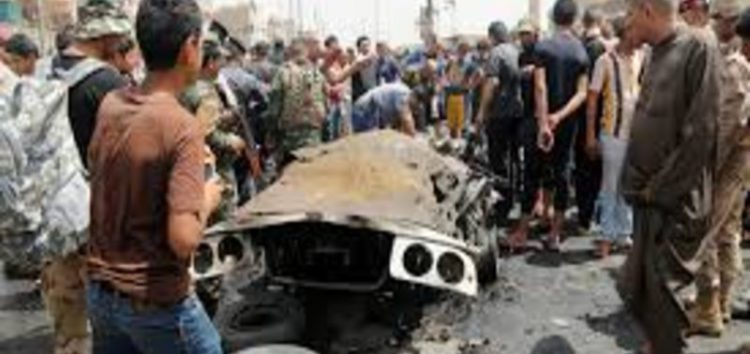 Baghdad: ISIL claims attack in busy Sadr City market