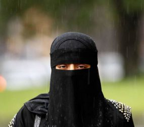 Senior Australian politician says burqa is 'not part of our culture'