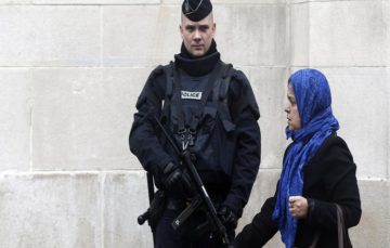 French police called to school that gave Arabic classes