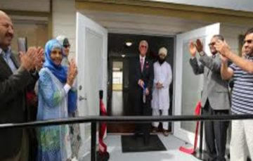 Muslims in Florida open free health clinic for the poor