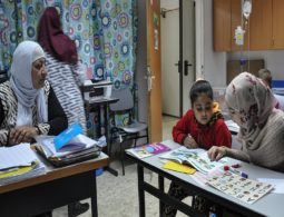Jerusalem hospital school offers hope to ill children