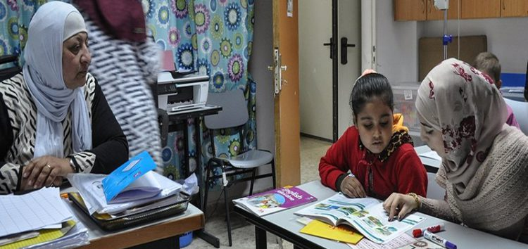 Jerusalem hospital school offers hope to ill children