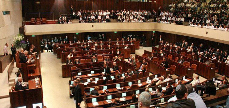 Israel advances new draft law to ban boycotters