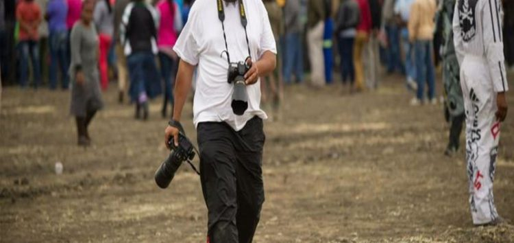 Kidnapped South African photojournalist Shiraaz Mohamed whereabouts still unknown