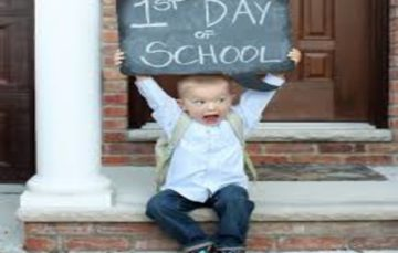 Its back to school time again