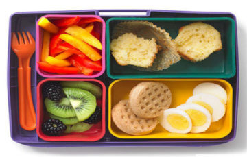 Great snack time and Lunch box tips