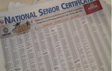 6 ways to access matric results