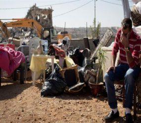 Palestinians in Israel strike over home demolitions