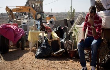 Palestinians in Israel strike over home demolitions