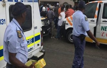 Three shot dead in 'house robbery' outside Johannesburg