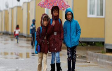 UNICEF: 40% of Syrian children in Turkey not in school