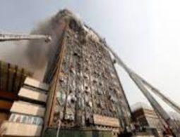 Tehran fire: Plasco building collapses, many injured