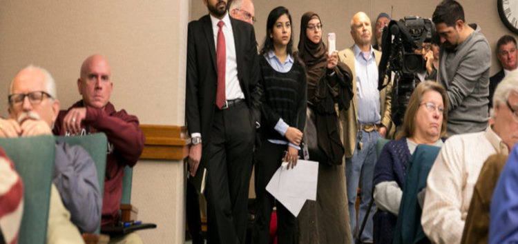Texas Muslims Voice Concerns after Inflammatory Survey and Forum