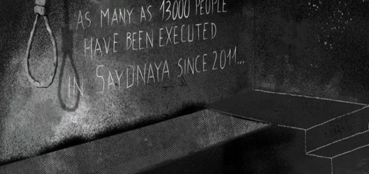Syrian government executed 13,000 in Saydnaya prison: Amnesty