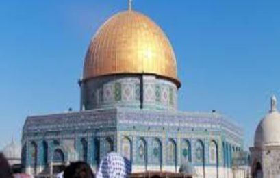 Mufti: Jerusalem is similar to Mecca, Madina for Muslims