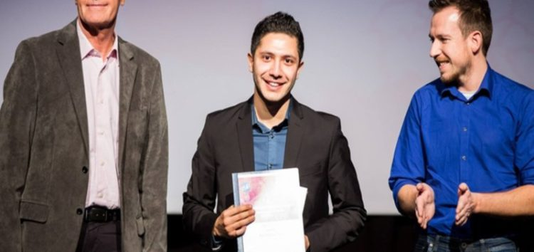 Syrian invents game changing software to help war-torn families communicate #SyriaWar