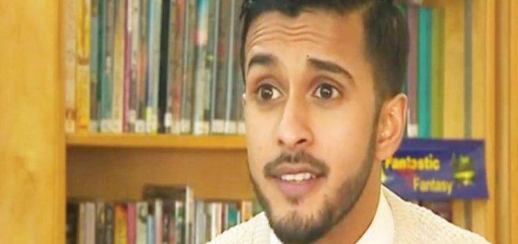 British Muslim teacher escorted off US flight hopes it was a mistake