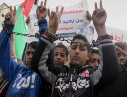 Congresswoman tells Netanyahu to end abuse of Palestinian children