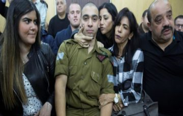 Israeli soldier gets 18 months for Hebron shooting of wounded Palestinian