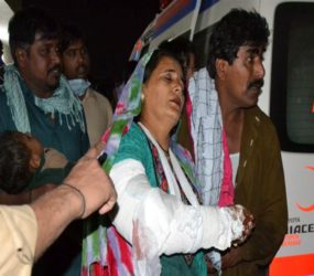 Pakistan: Suicide bomber claims the lives of 75 people, scores injured