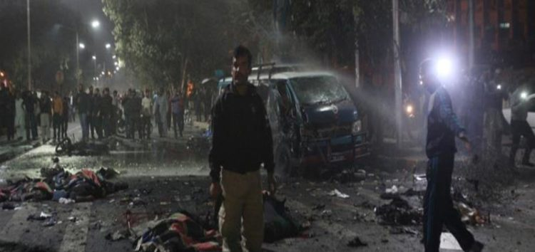 Pakistan: Deadly bomb blast rips through Lahore rally, killing 13 people