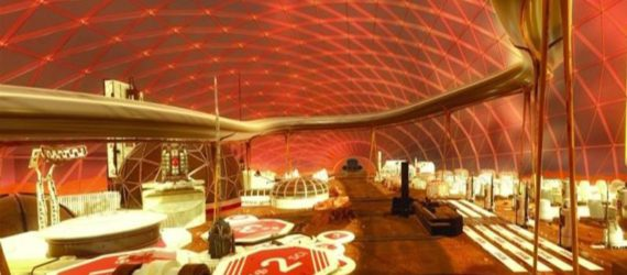 Life on another planet: UAE seeks to build human settlement on Mars by 2117