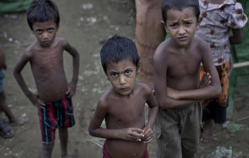 Activists seek corporate help for Myanmar's Rohingya
