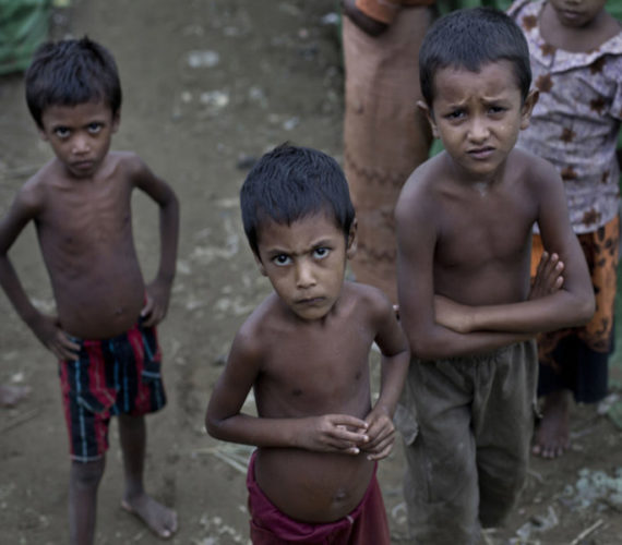 Activists seek corporate help for Myanmar's Rohingya