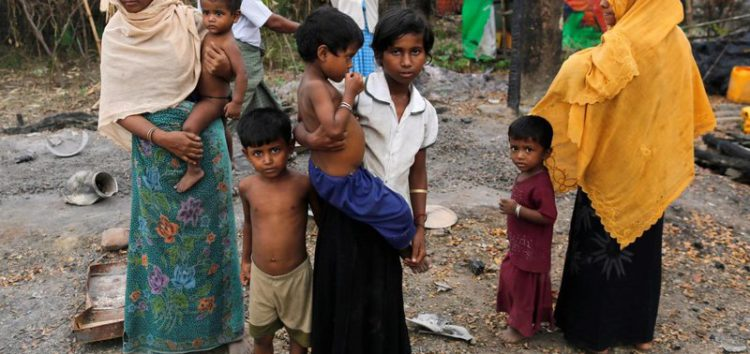 Rohingya girls as young as 13 raped and sexually assaulted by security forces, warns Human Rights Watch