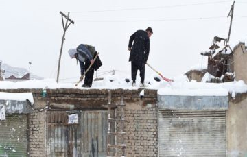 Scores dead in heavy snowfall in Afghanistan, Pakistan