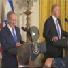 Trump: Two-state solution not only way to achieve peace