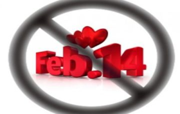 Valentines Day – Don't follow the fitnah