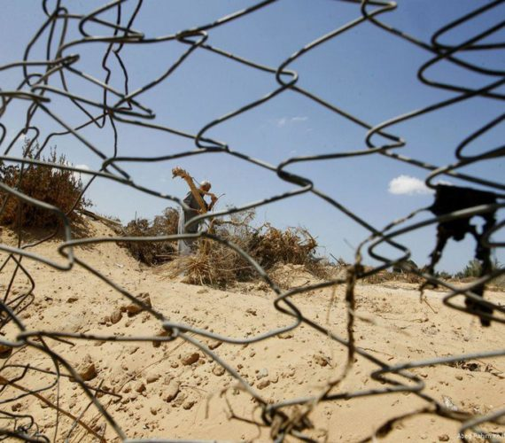 Israeli forces deliver land confiscation notices in Ramallah-area village