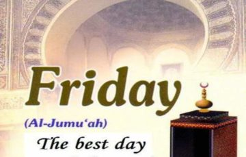 The virtues and aadaab of the day of Jumu'ah