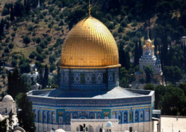 Trump heads to Jerusalem