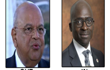 Malusi Gigaba – The man that replaces Pravin Gordhan as Finance Minister