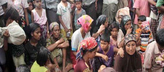 Myanmar hardline Buddhists protest citizenship for Rohingya