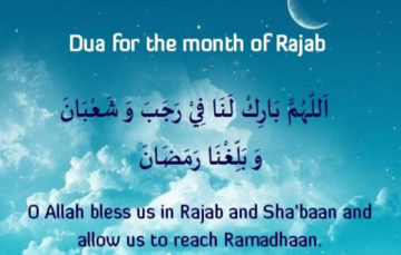 Indeed The auspicious months are upon us