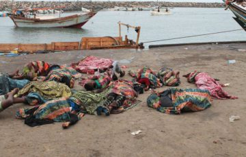 UN and Somalia call for inquiry into deadly bombing of migrant boat