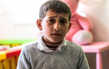 Syria's children facing new crisis as trauma of air strikes and violence leaves life-long wounds