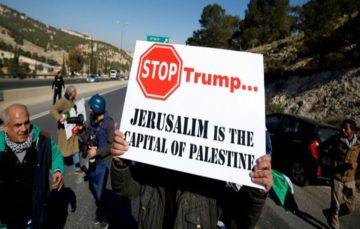 US delegation is in Israel to explore moving embassy to Jerusalem