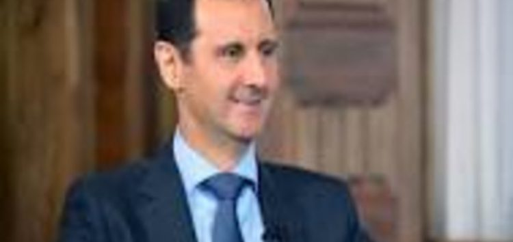 Nikki Haley: Assad's overthrow no longer a priority