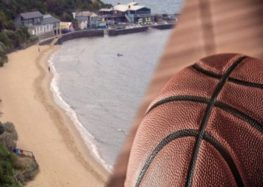 Exploding basketball leaves woman with burns