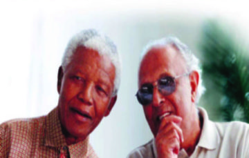 Who is Ahmed Kathrada?