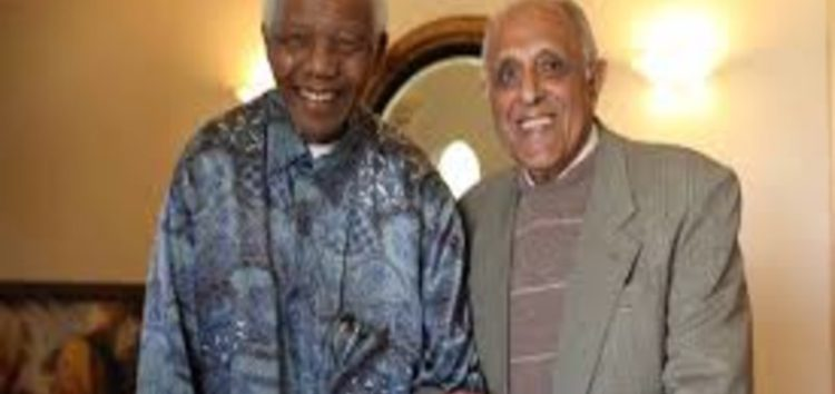 Remembering the struggle Icon – Ahmed Kathrada 1929 -2017